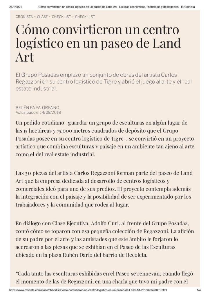 Cómo convirtieron un centro logístico en un paseo de Land Art - Noticias económicas, financieras y de negocios - El Cronista_page-0001