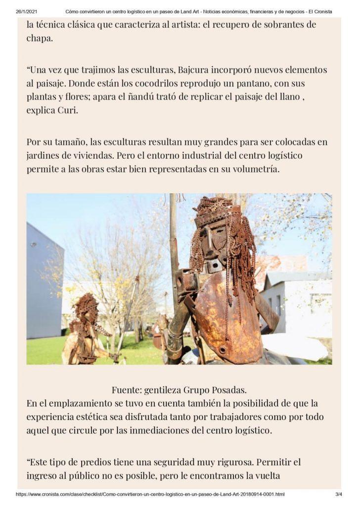 Cómo convirtieron un centro logístico en un paseo de Land Art - Noticias económicas, financieras y de negocios - El Cronista_page-0003