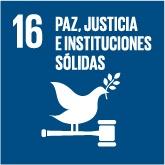 16- Paz, justicia e instituciones sólidas