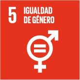 5- Igualdad de género