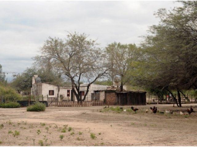 En el campo, Santiago del Estero